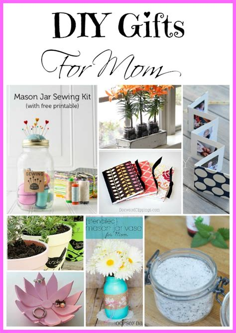 Awesome Handmade Gifts - awesome diy s day gifts