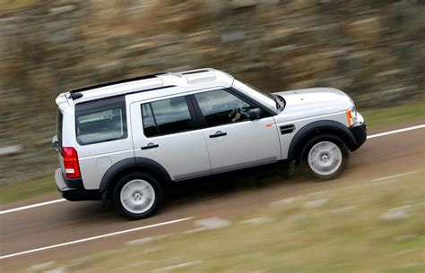 land rover discovery exterior land rover discovery review parkers