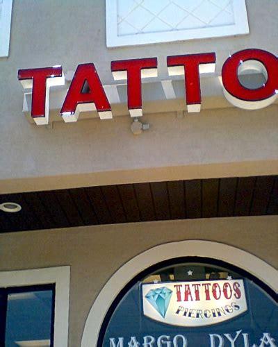 diamond tattoo villages fl diamond tattoos body piercings tattoo shop