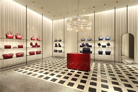 Home Renovation Stores by Valentino Flagship Store Shanghai Cpp Luxury