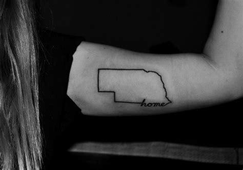 nebraska tattoo the 25 best nebraska ideas on italy