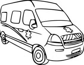 Coloriage Voiture Ambulance 224 Imprimer Sur Coloriages Info