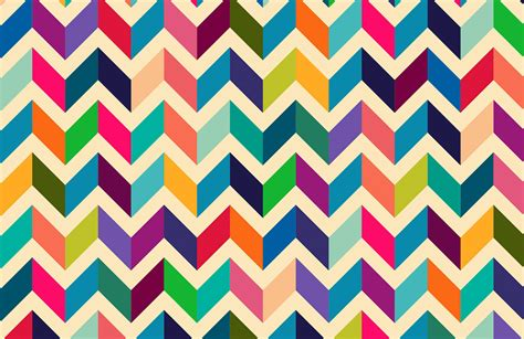 zig zag pattern eyes multicoloured zig zag pattern wall mural muralswallpaper