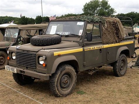 land rover raf 80 best images about raf rn vehicles on pinterest