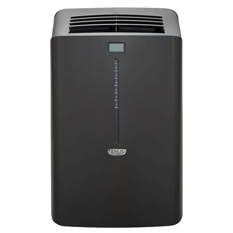 how to install idylis portable air conditioner idylis 13 000 btu portable air conditioner with heater