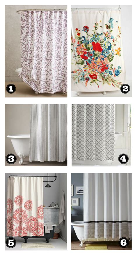 best bathroom curtains magnificent the best shower curtains images bathtub for