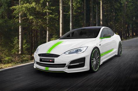 Tesla Model S Mods Mansory Mods Tesla Model S