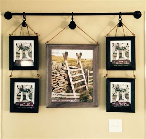 picture frame hanging ideas picture frames ideas for hanging picture frames on wall