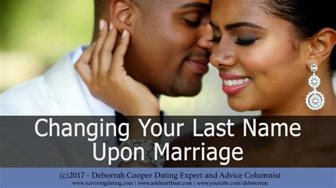 Changing your last name in california after marriage