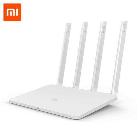 Wifi Router Xiaomi Original Xiaomi Wifi Router 3 Firmware Version 2