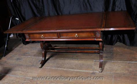 regency coffee table mahogany regency coffee table extending tables desk