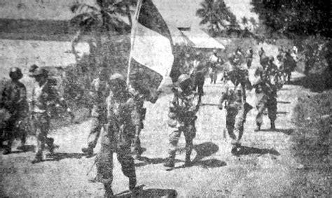Perang Gerilja file slamet rijadi and troops into ambon harian umum 1 december 1950 p1 jpg wikimedia commons