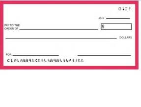 blank checks template blank check clipart best