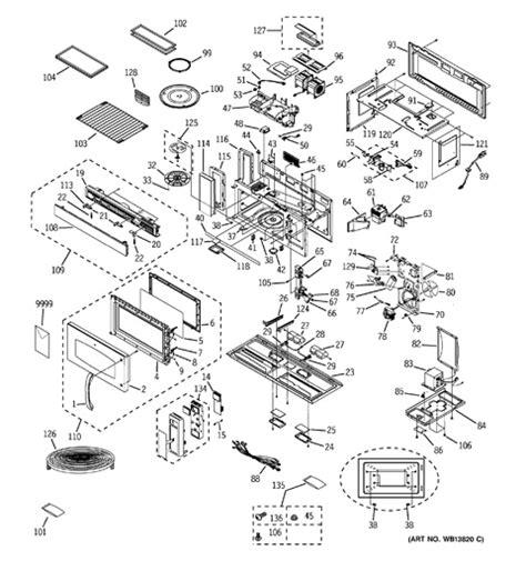 ge monogram range repair and wiring diagram ge side