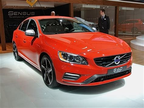 2014 volvo s60 t6 r design 2014 volvo s60 t6 r design coming this summer new york