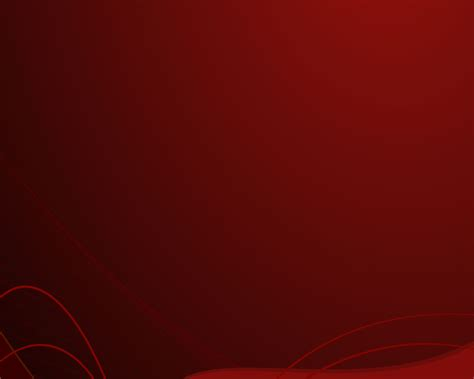 templates powerpoint red red powerpoint template