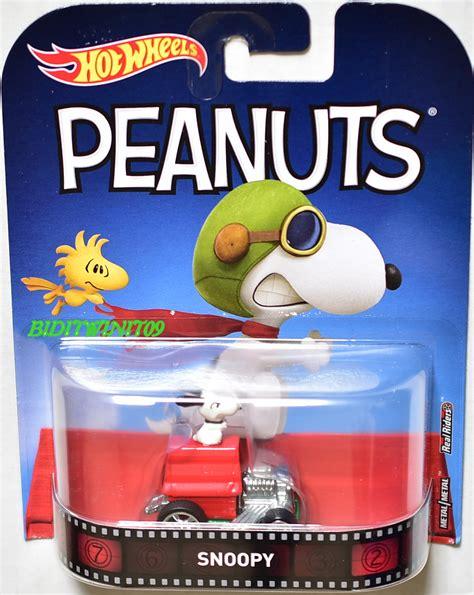Wheels Snoopy Hw City wheels 2017 retro entertainment peanuts snoopy 0001820 3 71 biditwinit09 classic