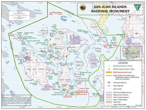Mba Program Near San Juan Island by Programs National Conservation Lands National Monuments