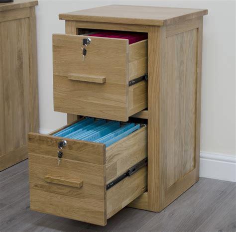 Solid Oak File Cabinet 2 Drawer by Arden Solid Oak Two Drawer Lockable Filing Cabinet Office