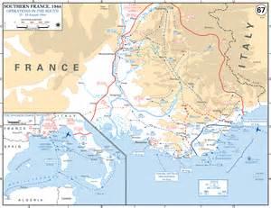 Southern France Map by Map Southern France Recana Masana