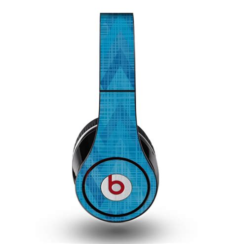 Earphone Beats Original the glossy electric hearts skin for the original beats by