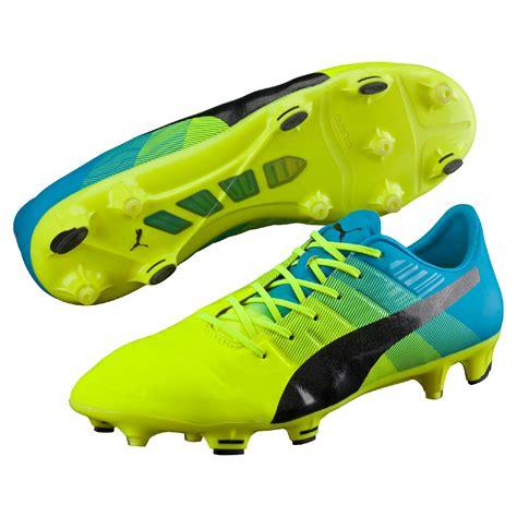 Sepatu Bola Soccer One 17 1 Atomic Blue Fg evopower 1 3 footy boots