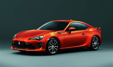 autos toyota toyota introduces 86 facelift