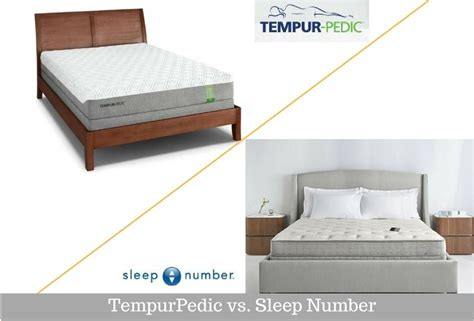 tempurpedic vs sleep number bed tempurpedic vs sleep number 100 unbiased comparison