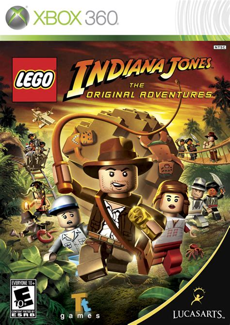 tutorial lego indiana jones xbox 360 lego indiana jones the original adventures xbox 360 ign