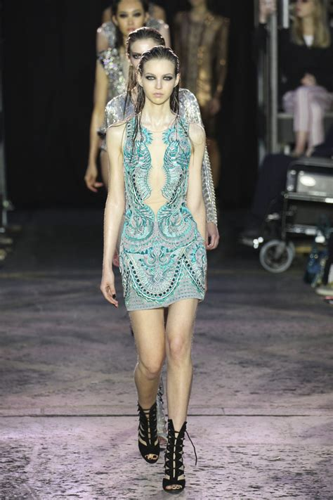 Fashion Week Julien Macdonald Obe And A Bit Of Dame Shirley Bassey by Fashion Week Both And Will Sparkle In