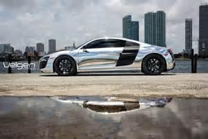 audi r8 velgen wheels vmb5 gloss black 20x9 20x10