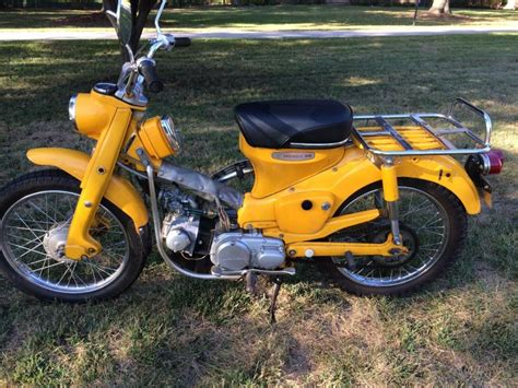 Motorrad 90er by 1968 Honda Trail 90 Motorcycles For Sale