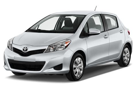 motorcars toyota 2012 toyota yaris reviews and rating motor trend
