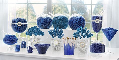 royal blue candy buffet party city
