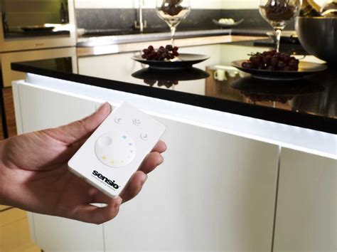 Kitchen Worktop Lights Use Lighting Below The Worktop On Handless Kitchens To Create A Streamlined Look