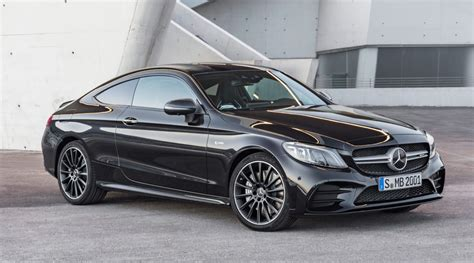 Mercedes 2019 Coupe 2019 mercedes amg c 43 coupe and cabriolet specs photos