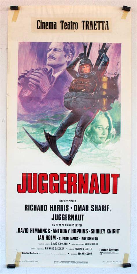 film descifrando el enigma quot el enigma se llama juggernaut quot movie poster quot juggernaut