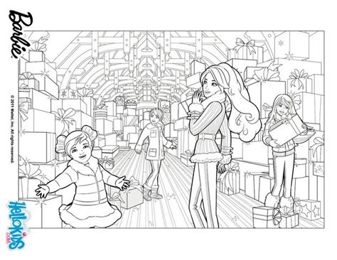 barbie winter coloring pages 85 barbie coloring pages for girls barbie princess