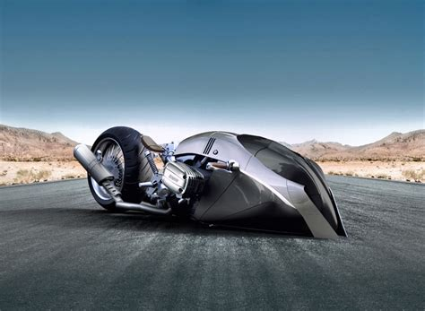 Bmw Concept Motorcycle by Bmw R1100 Khan Concept Is A Futuristic Motorcycle That