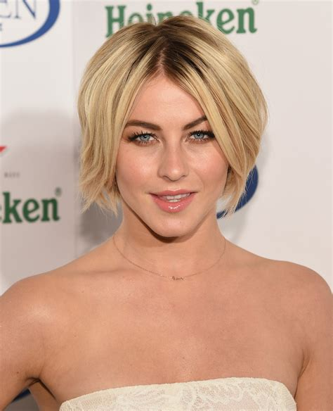 julianne hough round face julianne hough layered razor cut julianne hough looks
