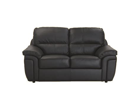 black two seater sofa ascot 2 seater sofa black pay weekly at buy as you view