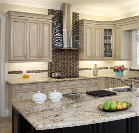 Paint The Kitchen Cabinets | painted kitchen cabinet pictures and ideas