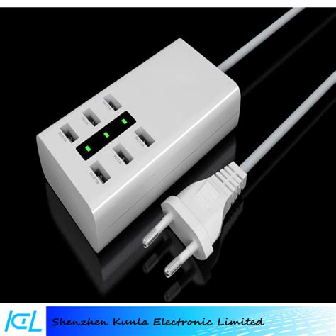 Charger For Android Hk 1a multi usb 6 port usb charger rapid charging station for apple android mobile phone buy usb
