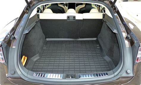 Tesla Model S Luggage Space Tesla Spacecraft Page 3 Pics About Space