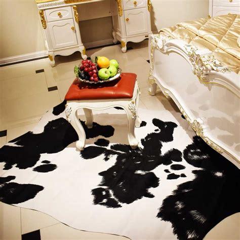 dekorieren mit rindsleder teppich kaufen gro 223 handel leder teppich aus china leder