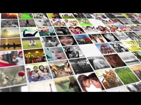 Adobe After Effects Template Quot Mosaic Photo Reveal Quot Youtube Photo Reveal After Effects Template