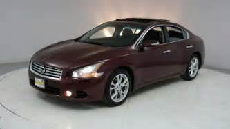 2013 Nissan Maxima Sv Premium 2013 Used Nissan Maxima 4dr Sedan 3 5 Sv W Premium Pkg At