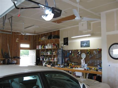 garage fan blades garage ceiling fans deciding the right size for your