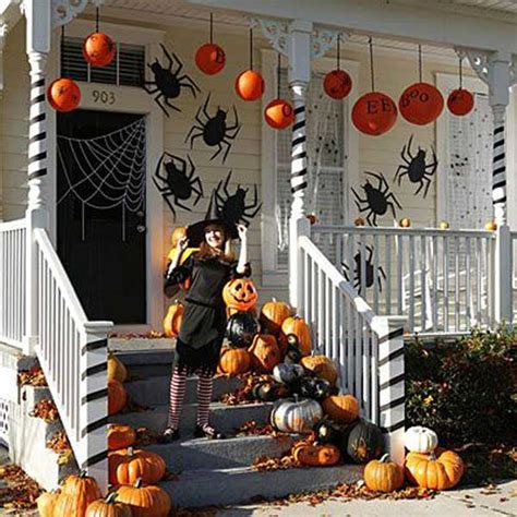 halloween decoration ideas to make at home leading 41 inspiring halloween porch d 233 cor tips decor