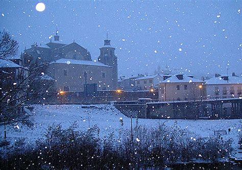 fotos invierno madrid nieve fuertes lluvias y temperaturas polares para recibir